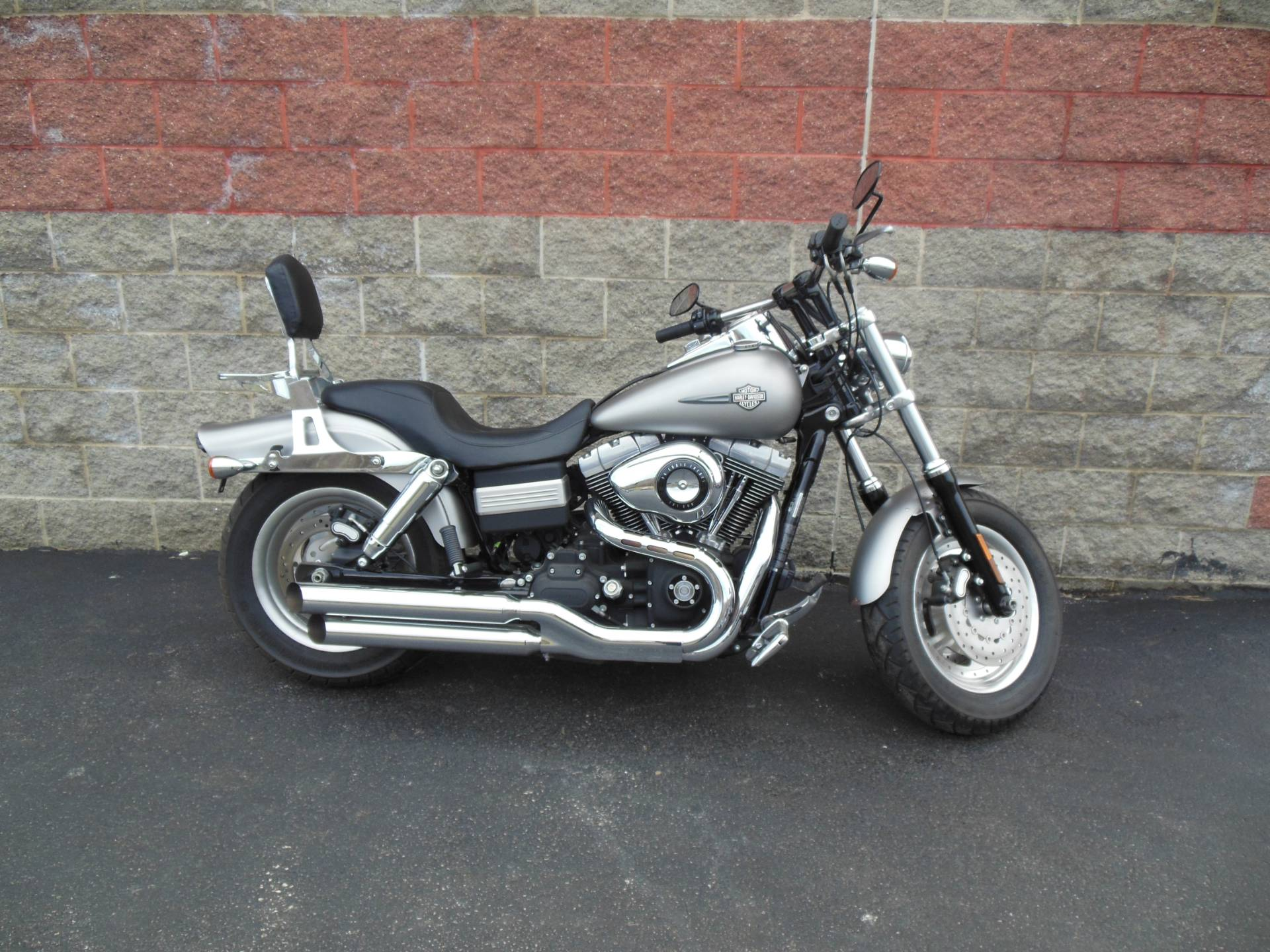 2008 Harley-Davidson Dyna® Fat Bob™ in Galeton, Pennsylvania