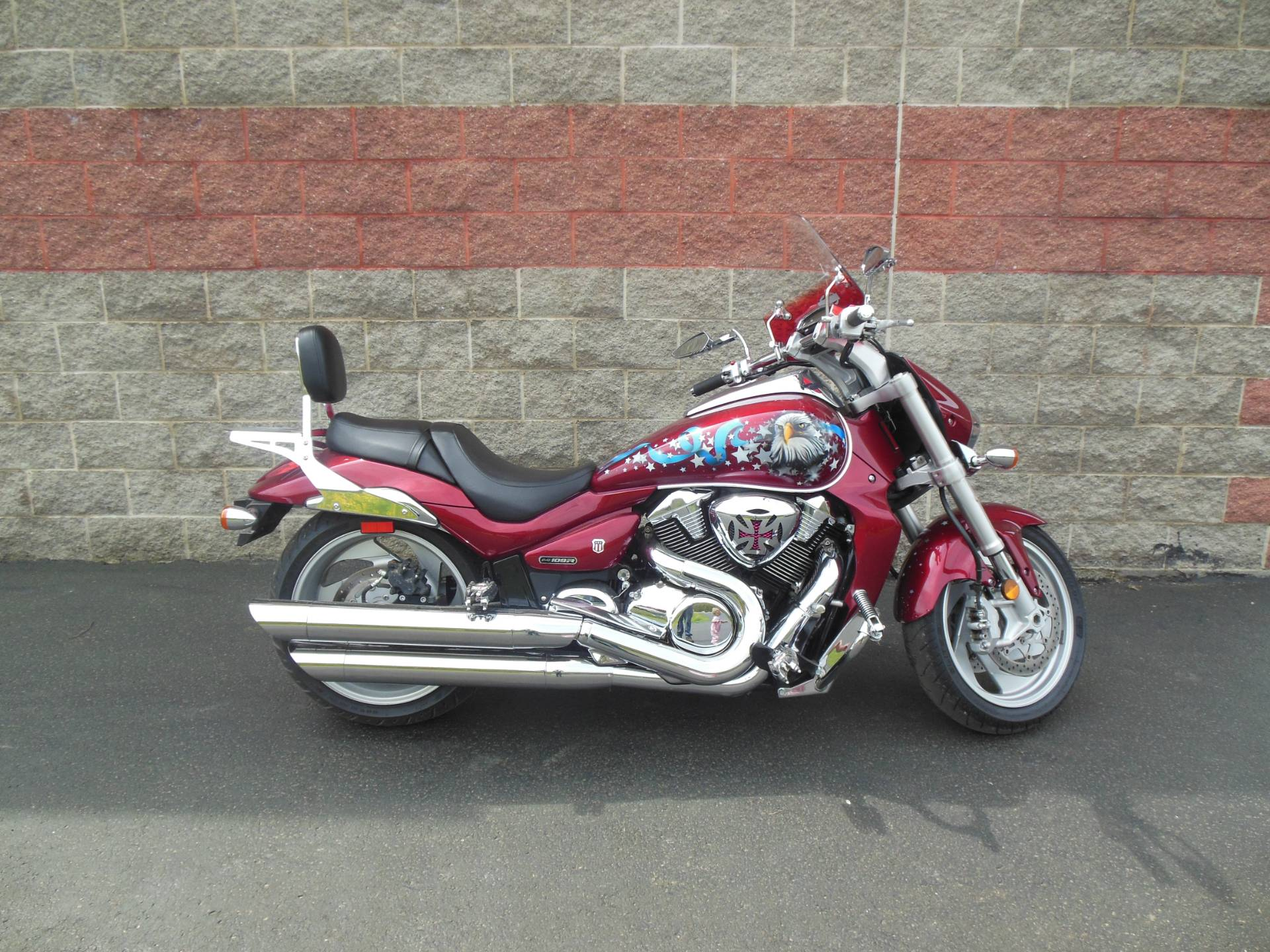2007 Suzuki Boulevard M109R in Galeton, Pennsylvania - Photo 1