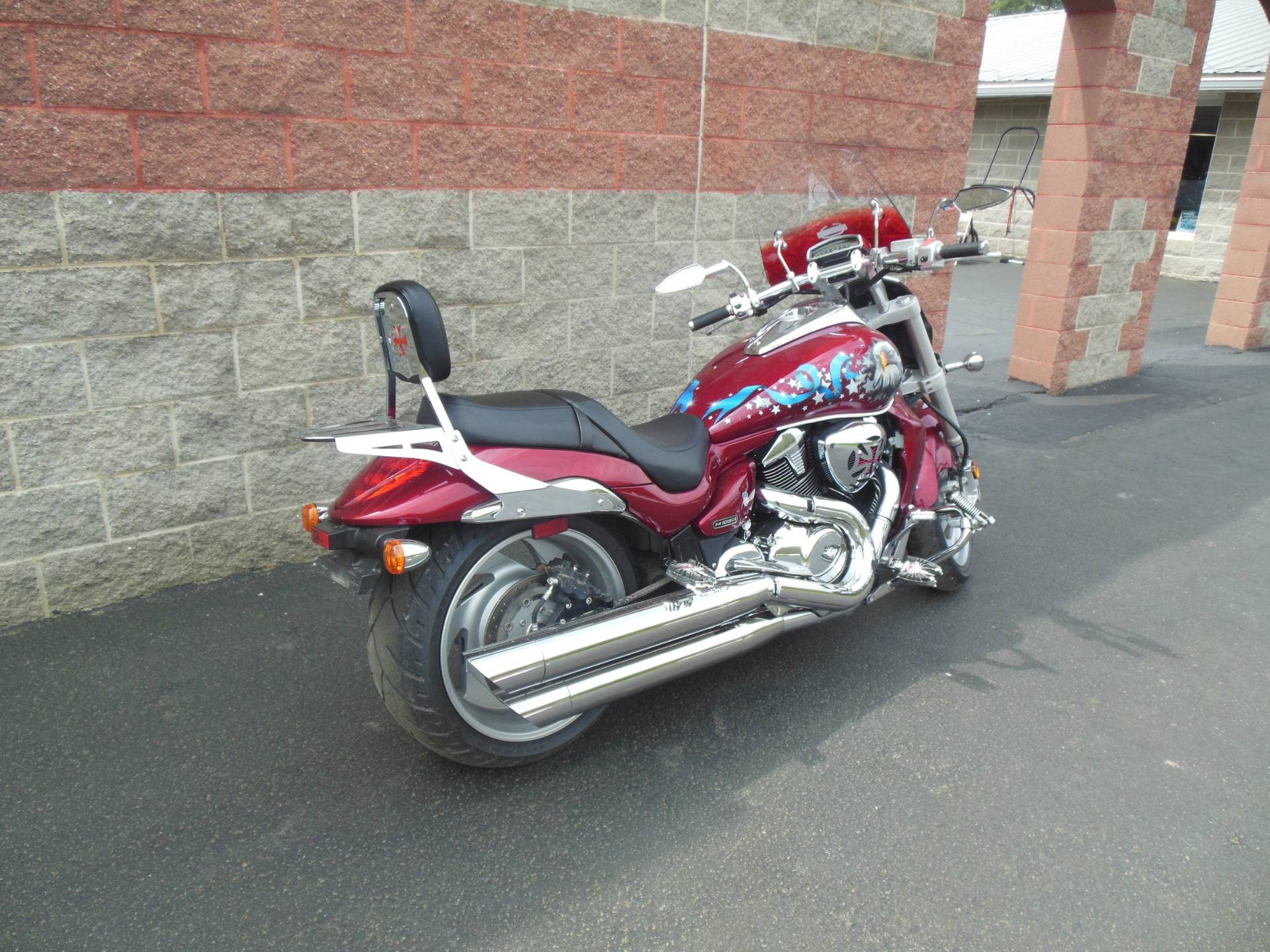 2007 Suzuki Boulevard M109R in Galeton, Pennsylvania - Photo 3