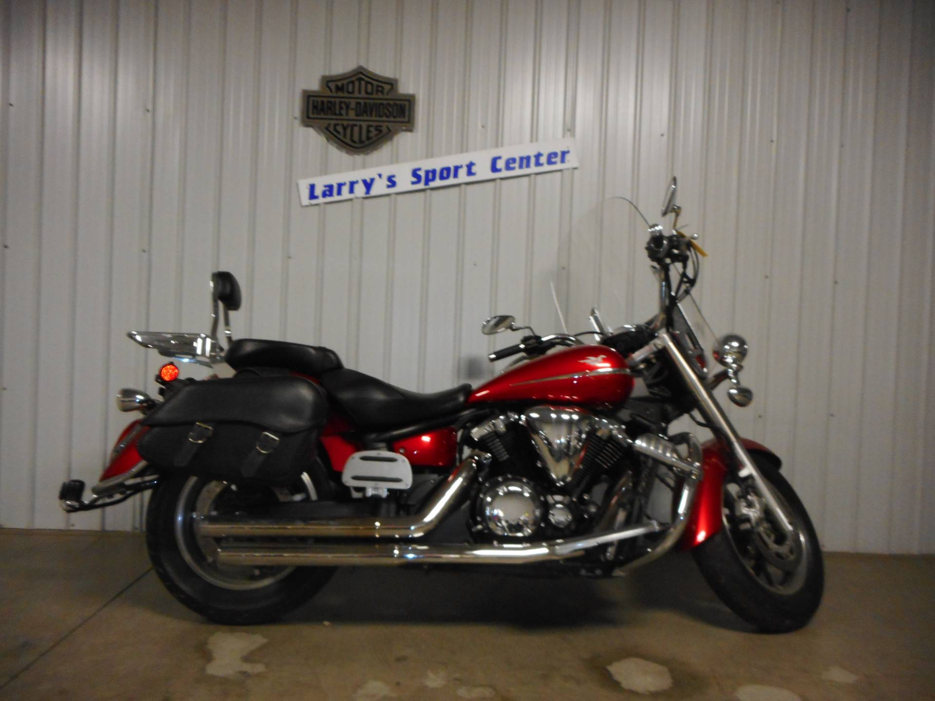 2007 Yamaha V Star® 1300 in Galeton, Pennsylvania - Photo 1