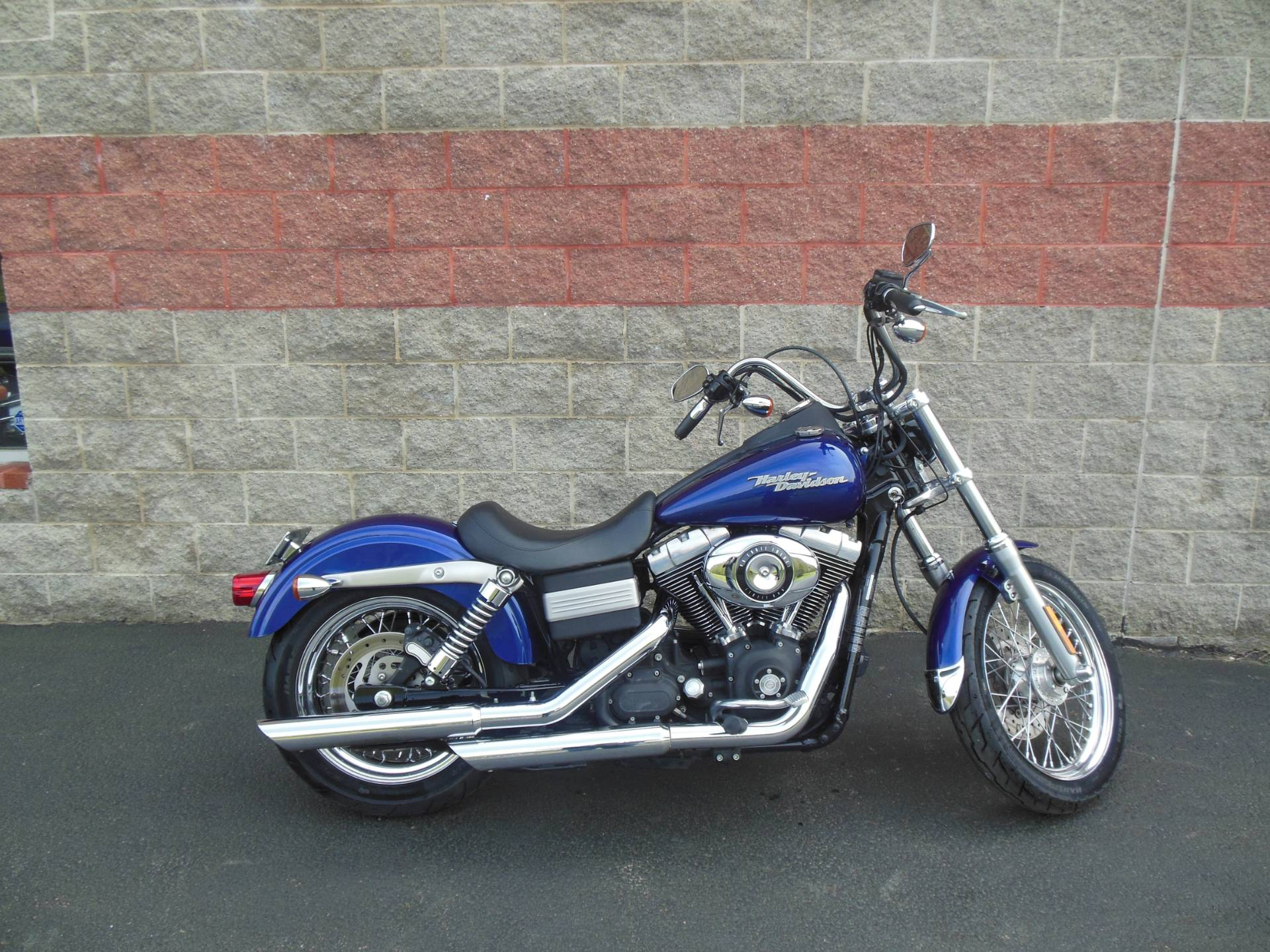 Used 2007 Harley-Davidson Dyna® Street Bob® Motorcycles In