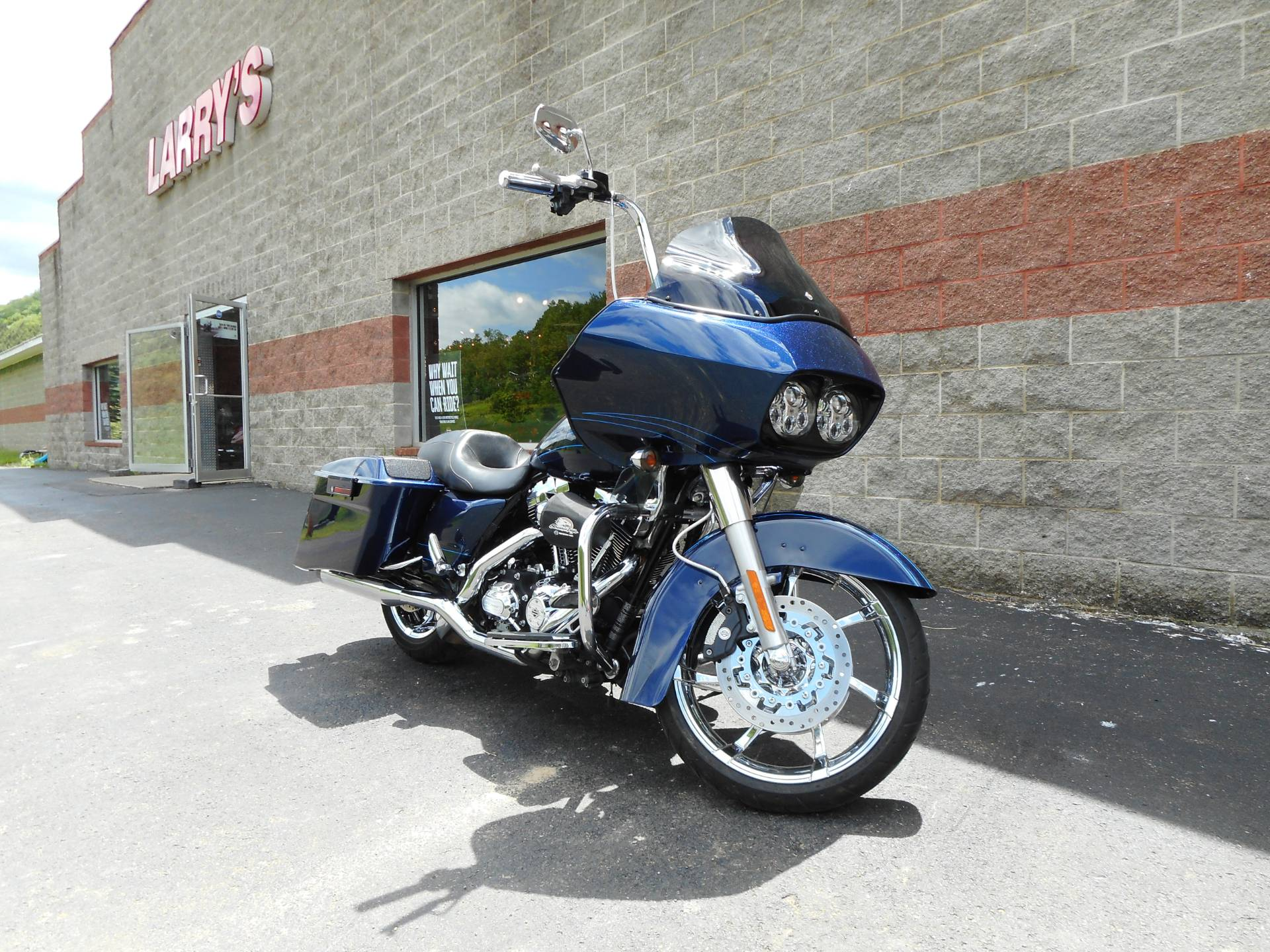 2013 Harley-Davidson Road Glide® Custom in Galeton, Pennsylvania