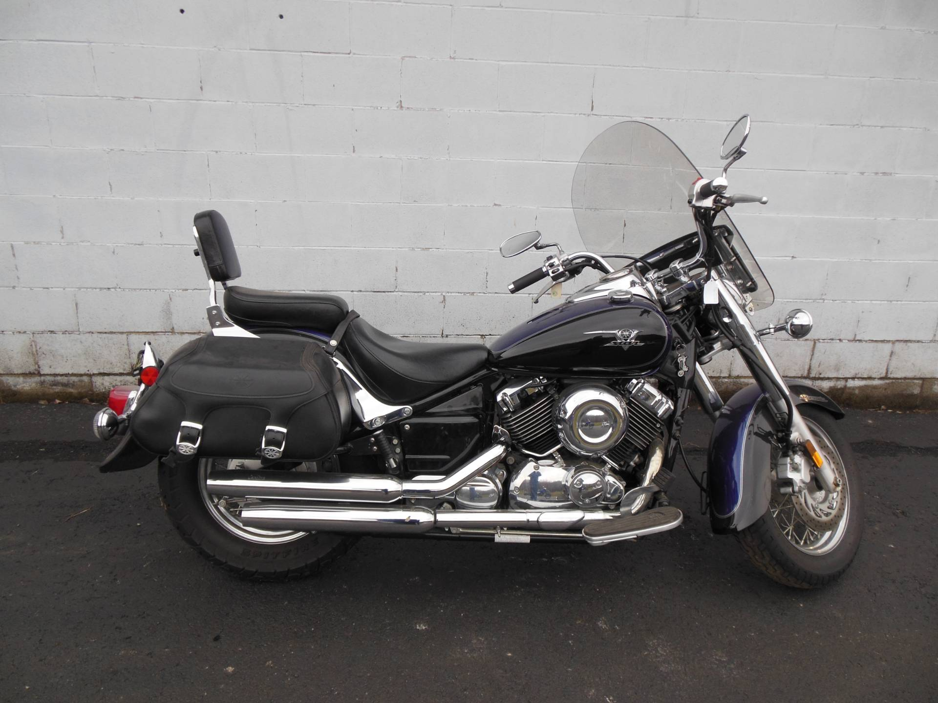 2007 Yamaha V Star® Silverado® in Galeton, Pennsylvania - Photo 1