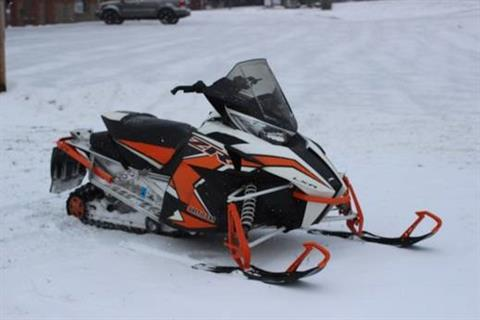 "2016 Arctic Cat ZR 8000 129"" LXR ES in Galeton, Pennsylvania"