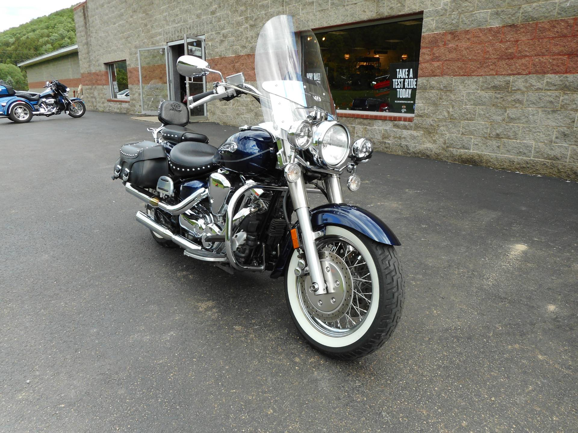 2008 Yamaha Road Star in Galeton, Pennsylvania