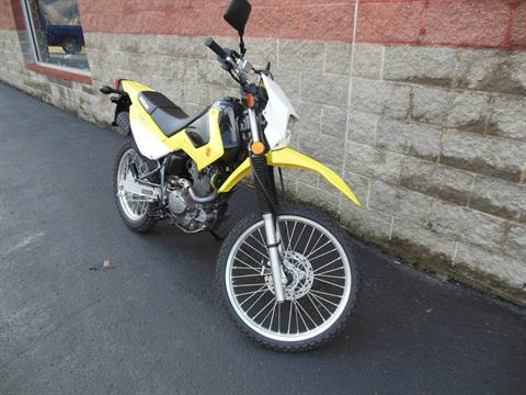 2015 Suzuki DR200S in Galeton, Pennsylvania