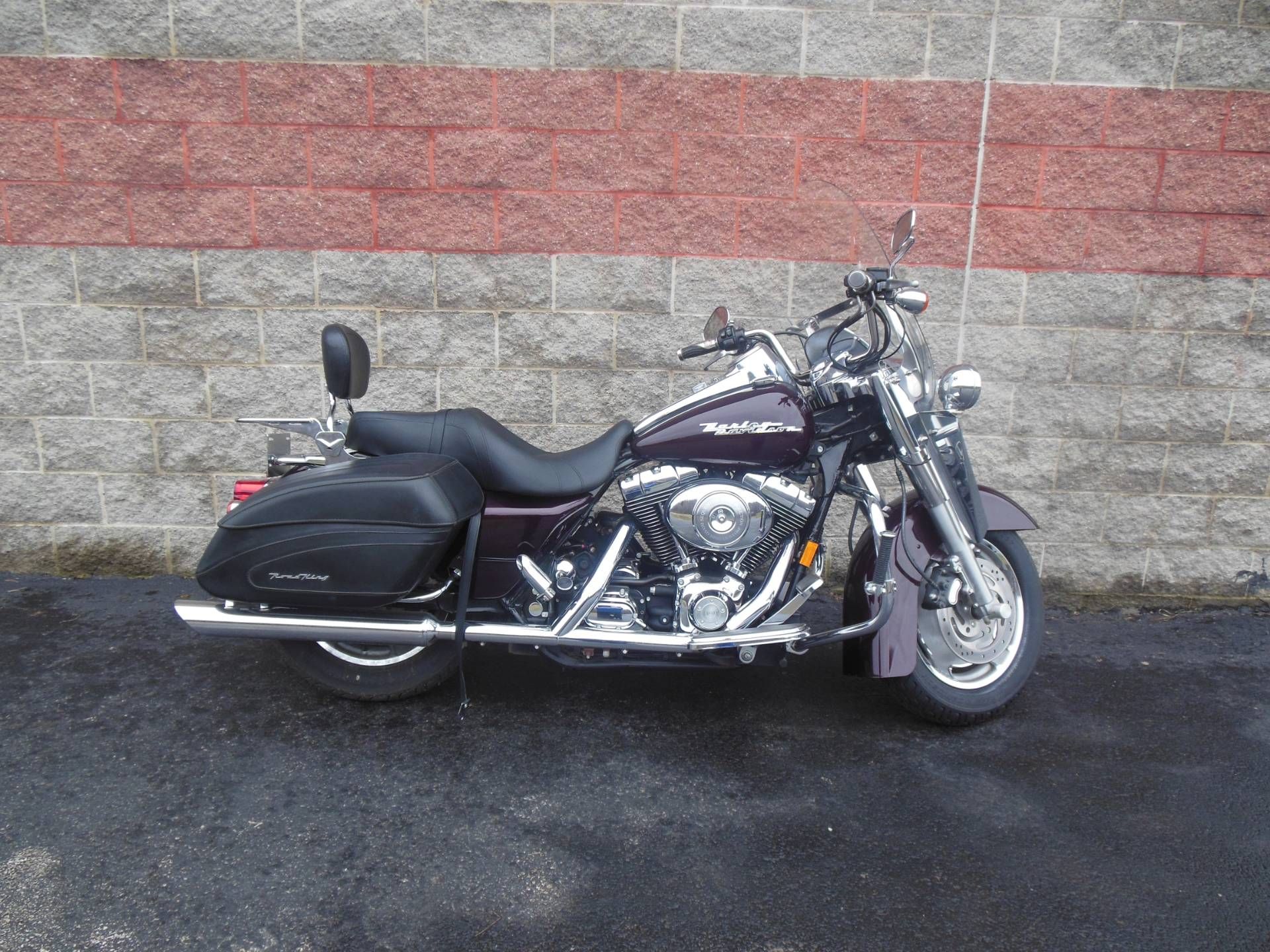 used 2005 harley davidson flhrs flhrsi road king custom motorcycles in galeton pa. Black Bedroom Furniture Sets. Home Design Ideas