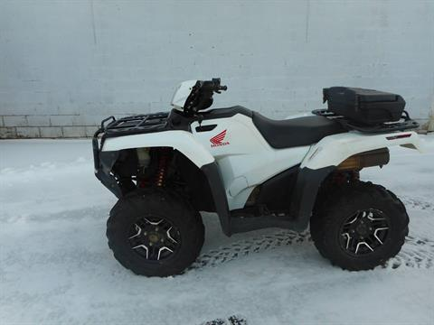 2016 Honda FourTrax Foreman Rubicon 4x4 Automatic DCT EPS Deluxe in Galeton, Pennsylvania