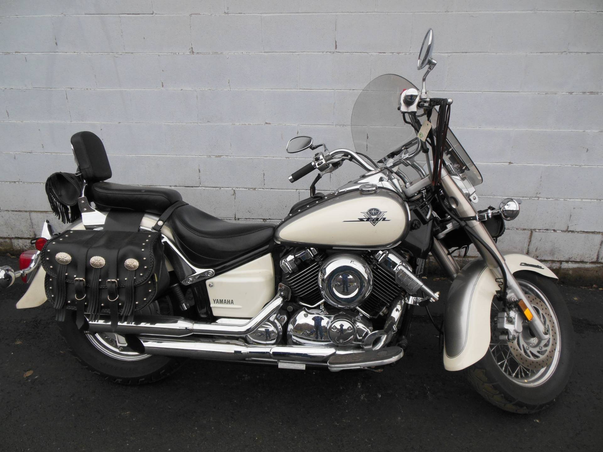 2003 Yamaha V Star 650 in Galeton, Pennsylvania - Photo 1