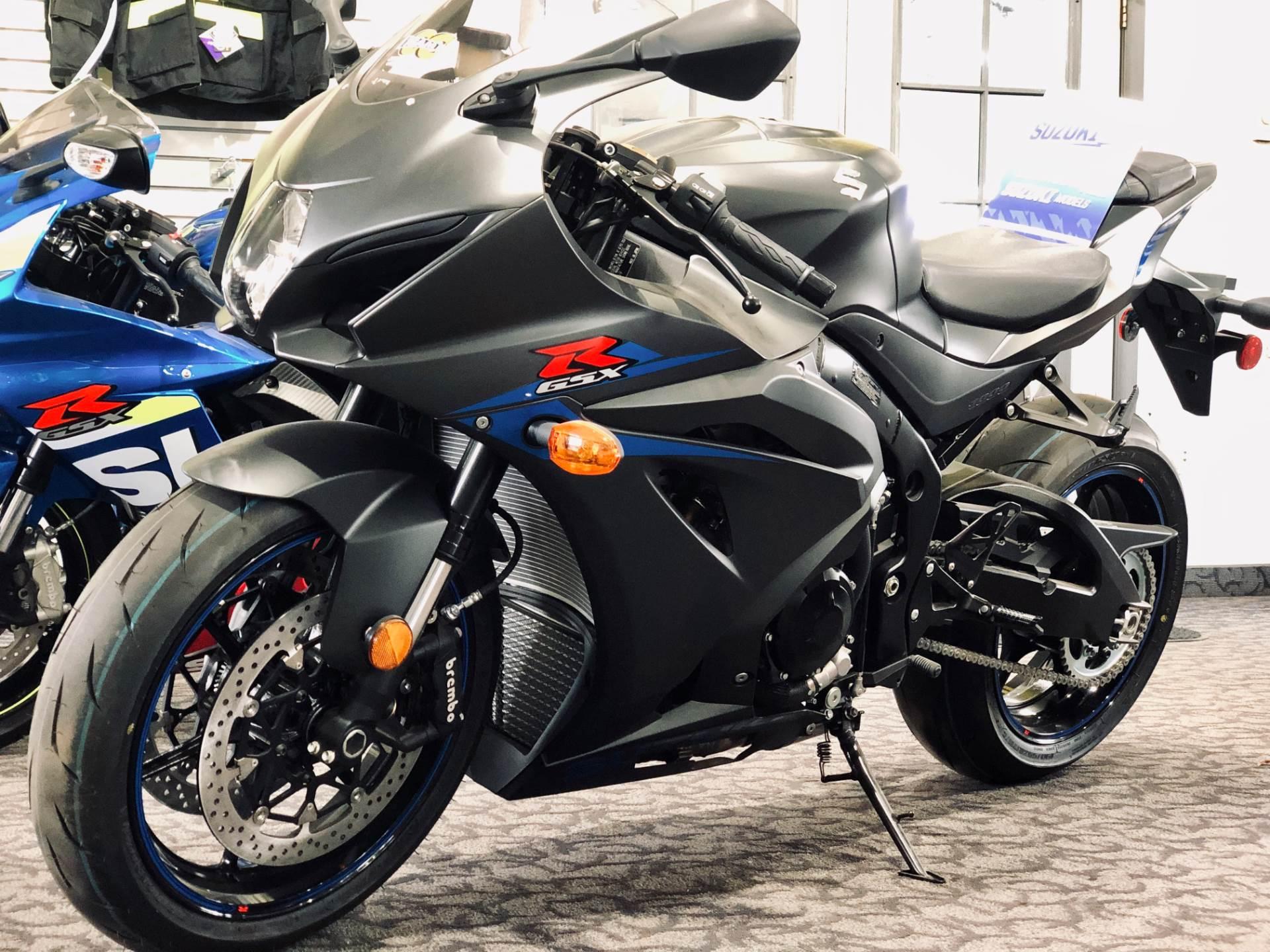 2018 GSX-R1000 ABS