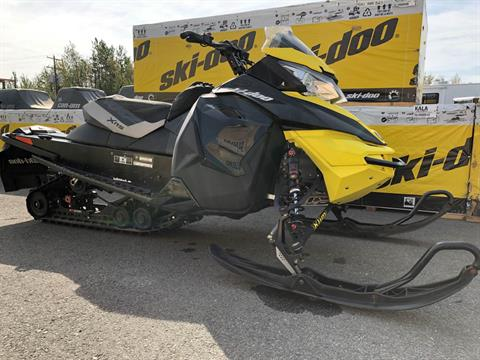 2017 Ski-Doo MXZ X-RS Iron Dog in Wasilla, Alaska