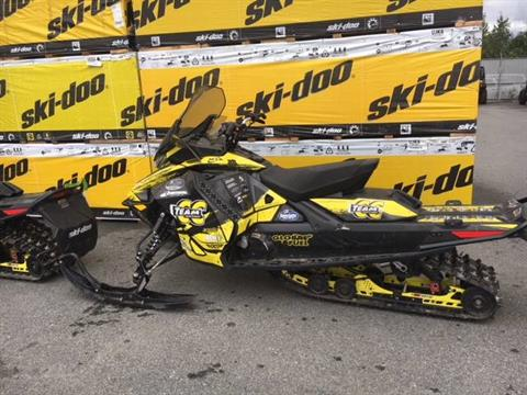 2018 Ski-Doo MXZ X-RS 600 E-TEC Iron Dog in Wasilla, Alaska