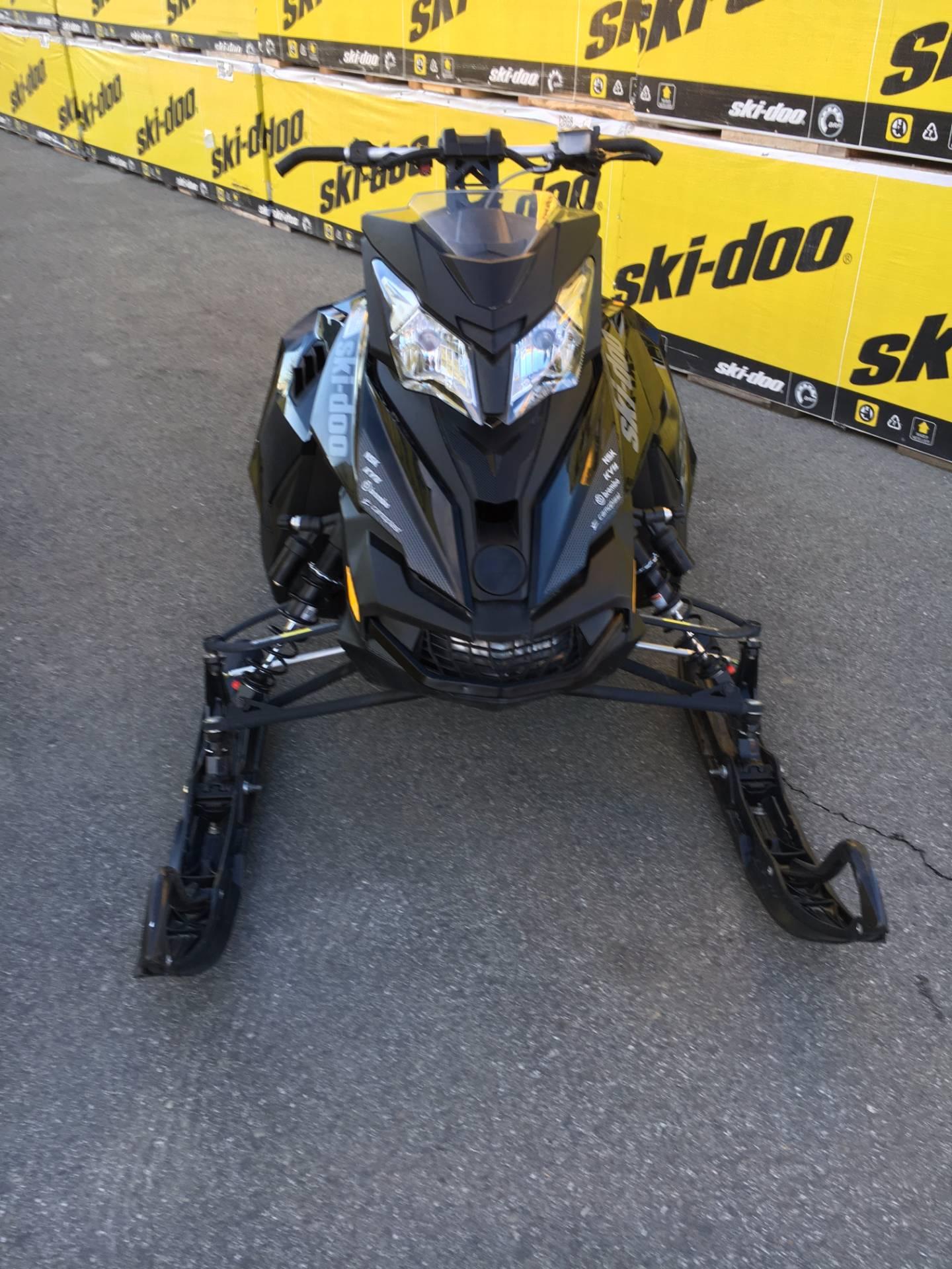 2016 Ski-Doo MX Z X-RS 600H.O. E-TEC,  Ripsaw in Wasilla, Alaska