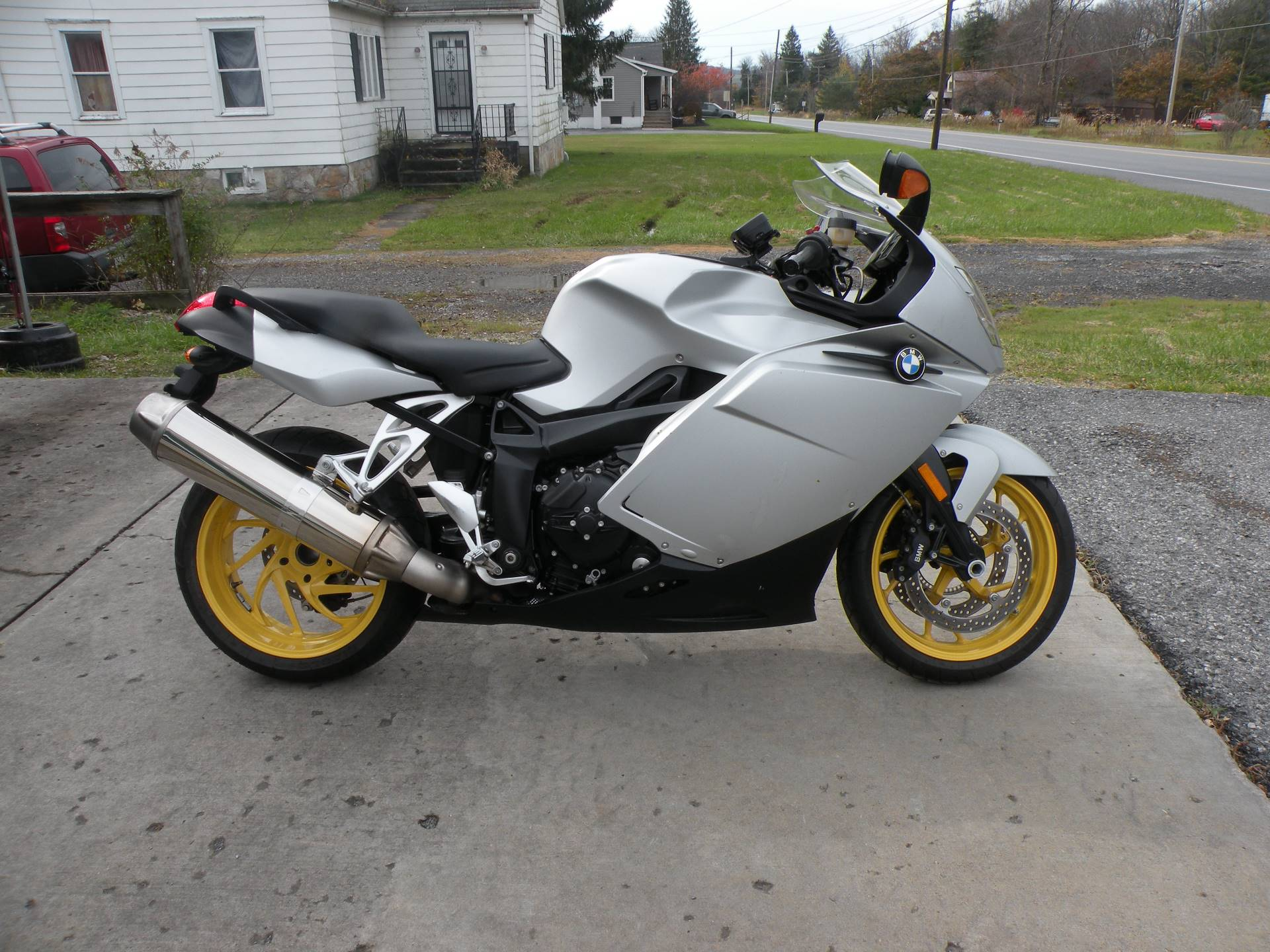 Used 2007 Bmw K 1200 S Motorcycles In Windber Pa M28845 Titan