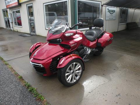 2016 Can-Am Spyder F3 Limited in Windber, Pennsylvania