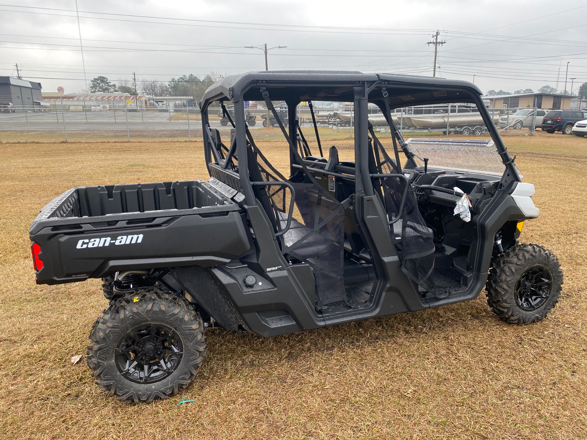 2021 Can-Am Defender MAX HD8 in Tifton, Georgia - Photo 4