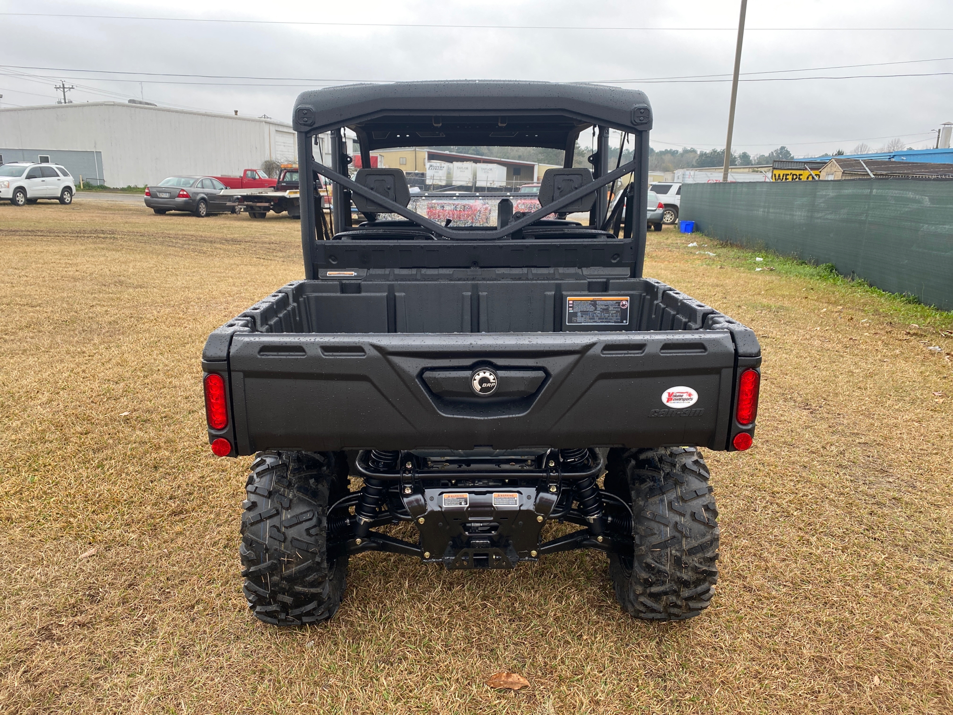2021 Can-Am Defender MAX HD8 in Tifton, Georgia - Photo 5