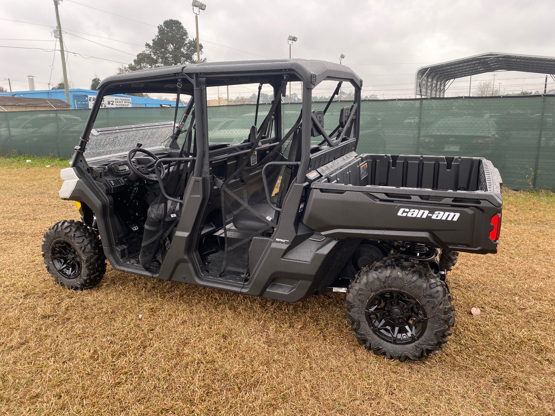 2021 Can-Am Defender MAX HD8 in Tifton, Georgia - Photo 6