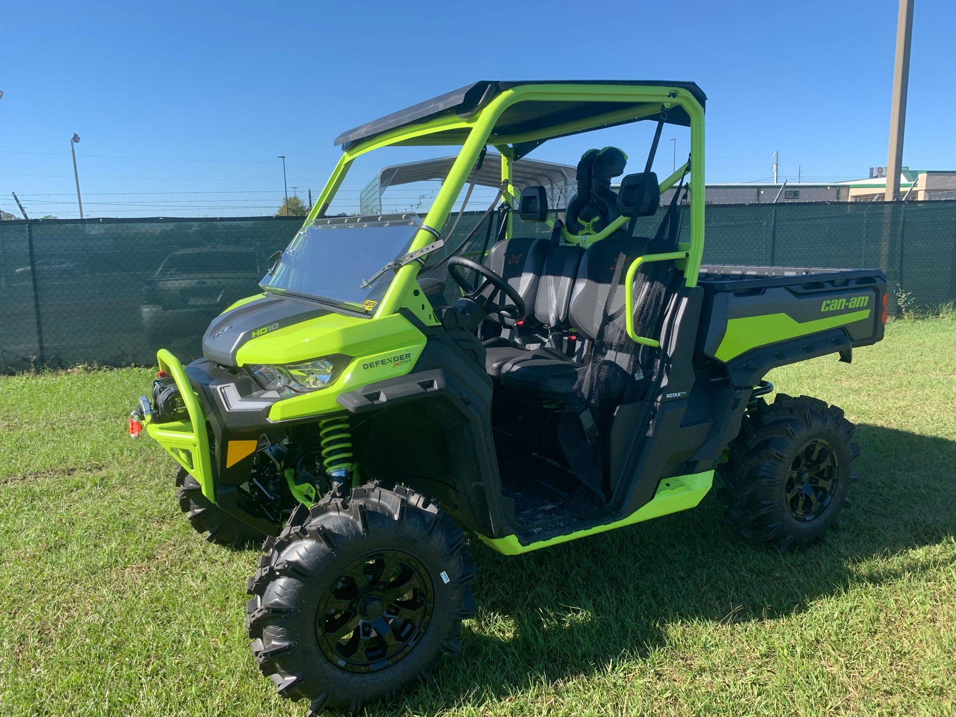 2021 Can-Am Defender X MR HD10 in Tifton, Georgia - Photo 1