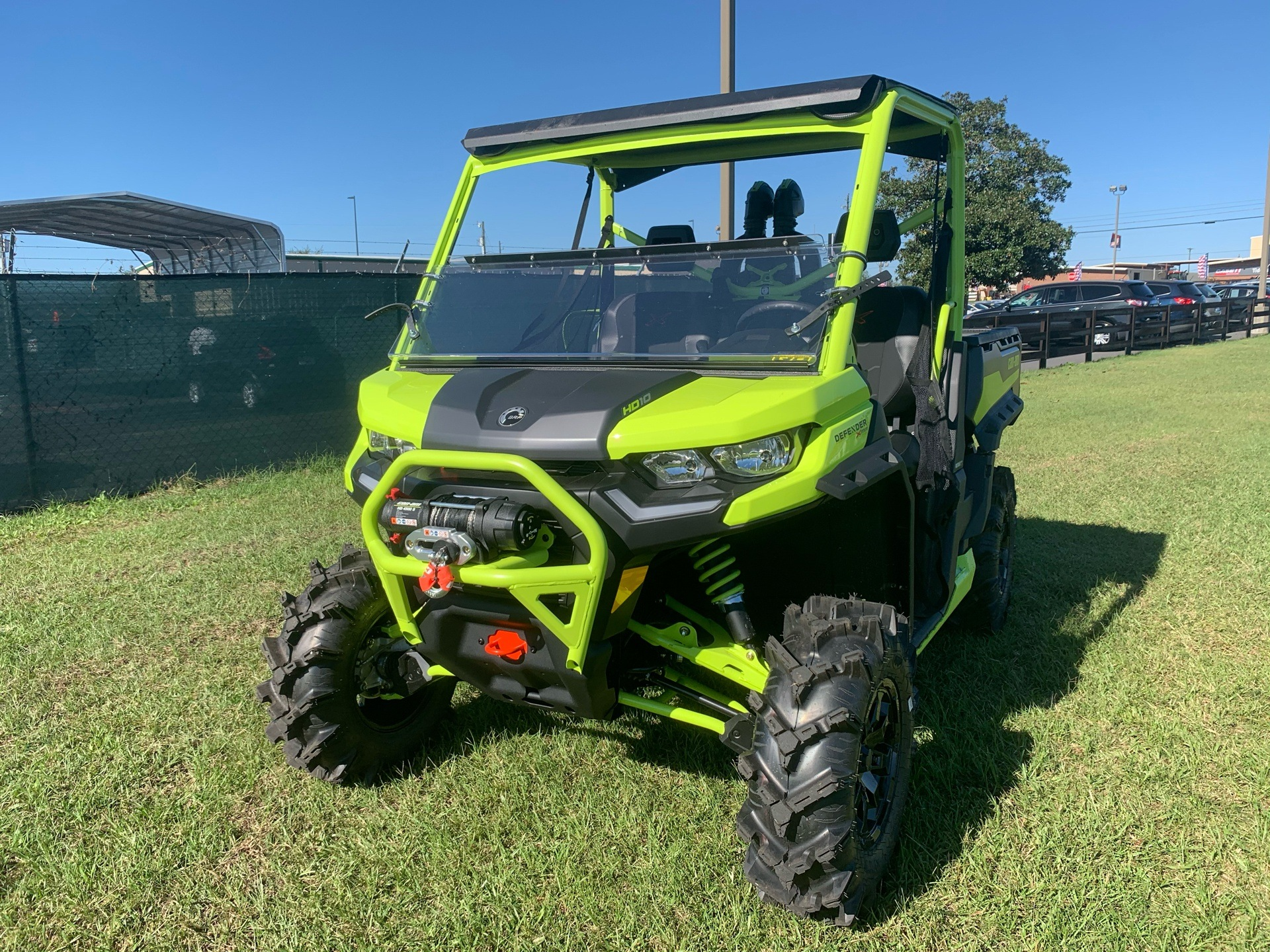2021 Can-Am Defender X MR HD10 in Tifton, Georgia - Photo 2