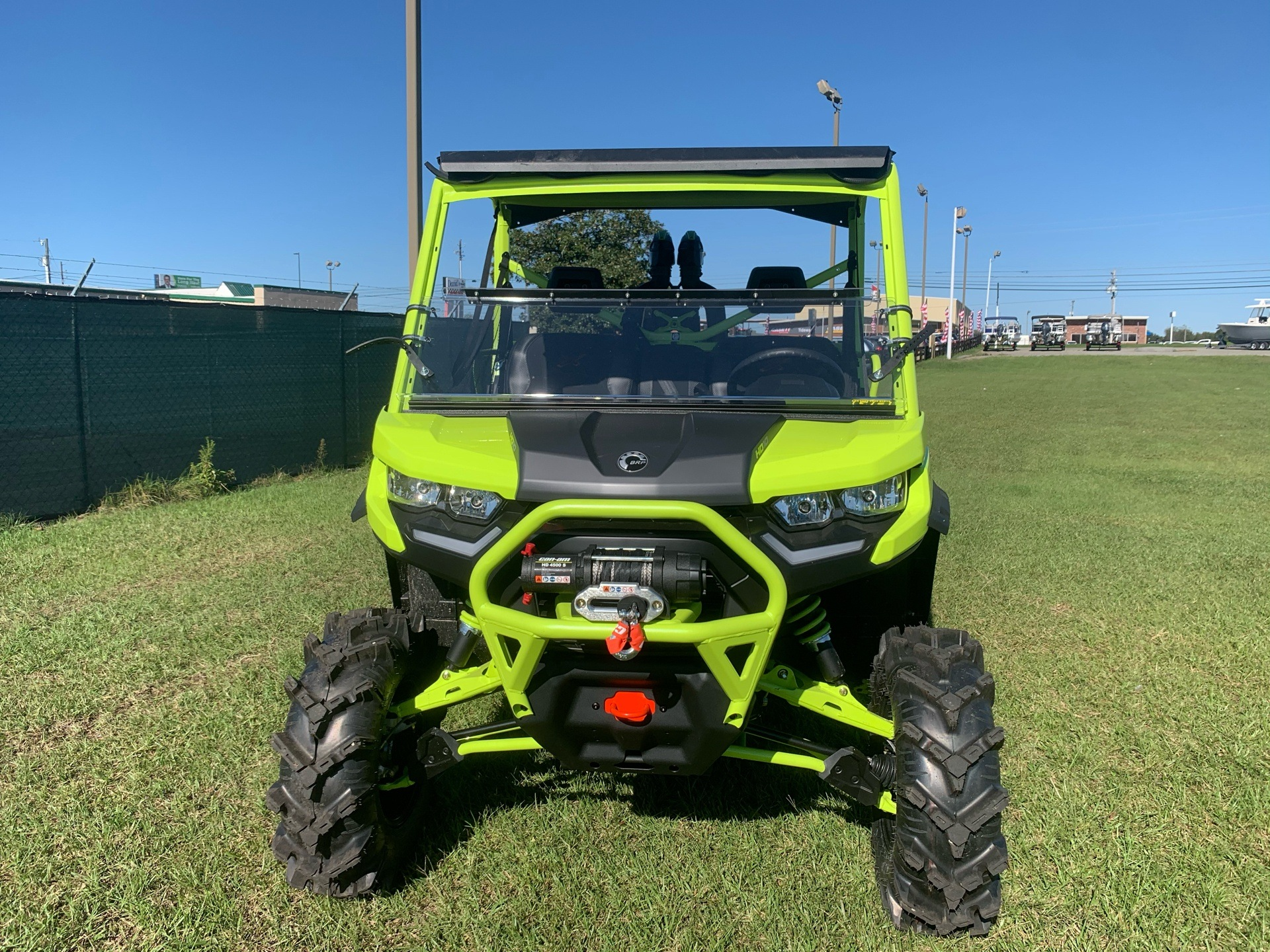 2021 Can-Am Defender X MR HD10 in Tifton, Georgia - Photo 3