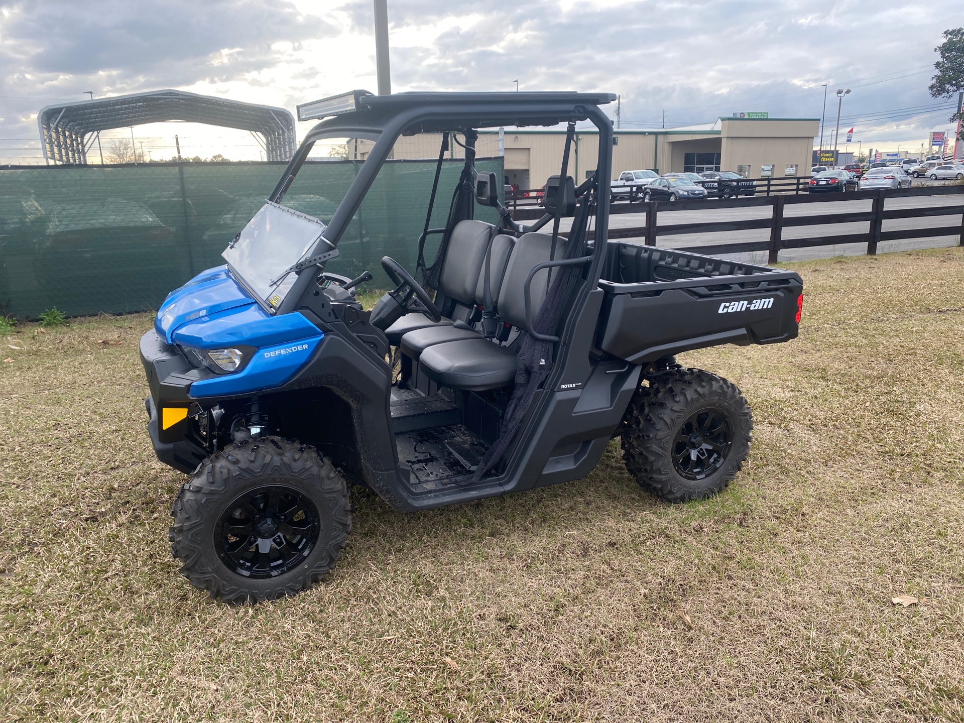 2021 Can-Am Defender DPS HD8 in Tifton, Georgia - Photo 1