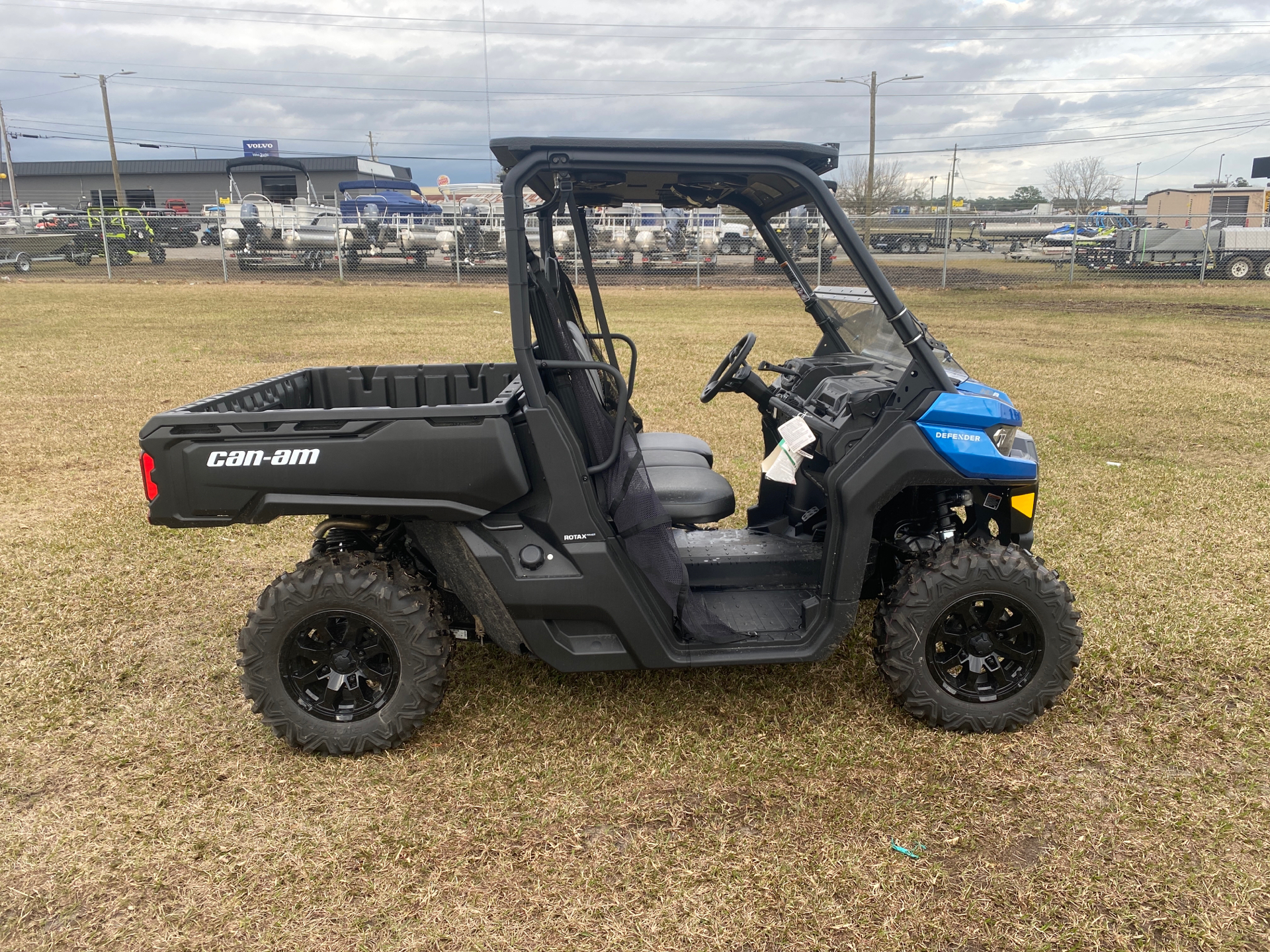 2021 Can-Am Defender DPS HD8 in Tifton, Georgia - Photo 4