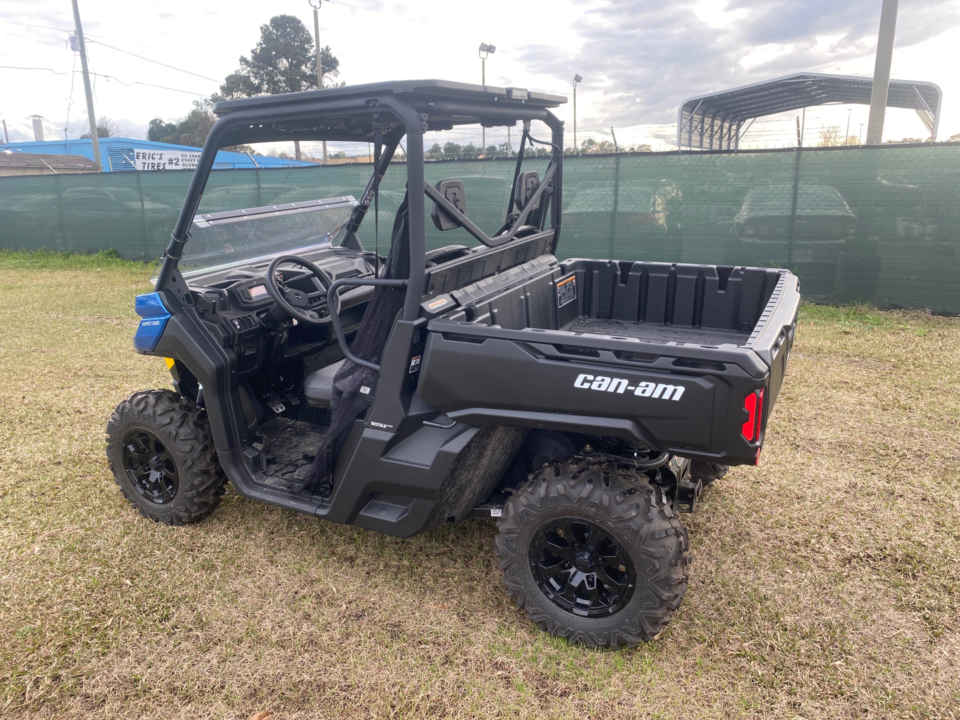 2021 Can-Am Defender DPS HD8 in Tifton, Georgia - Photo 7