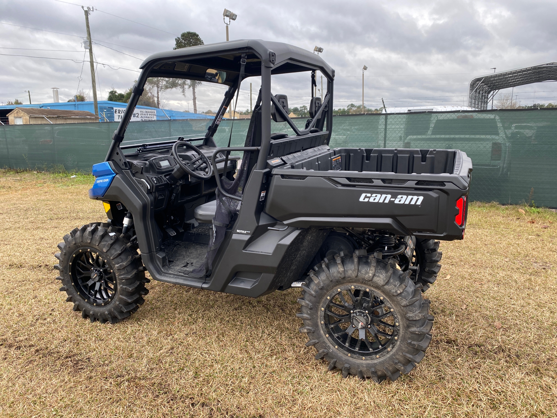 2021 Can-Am Defender DPS HD8 in Tifton, Georgia - Photo 6