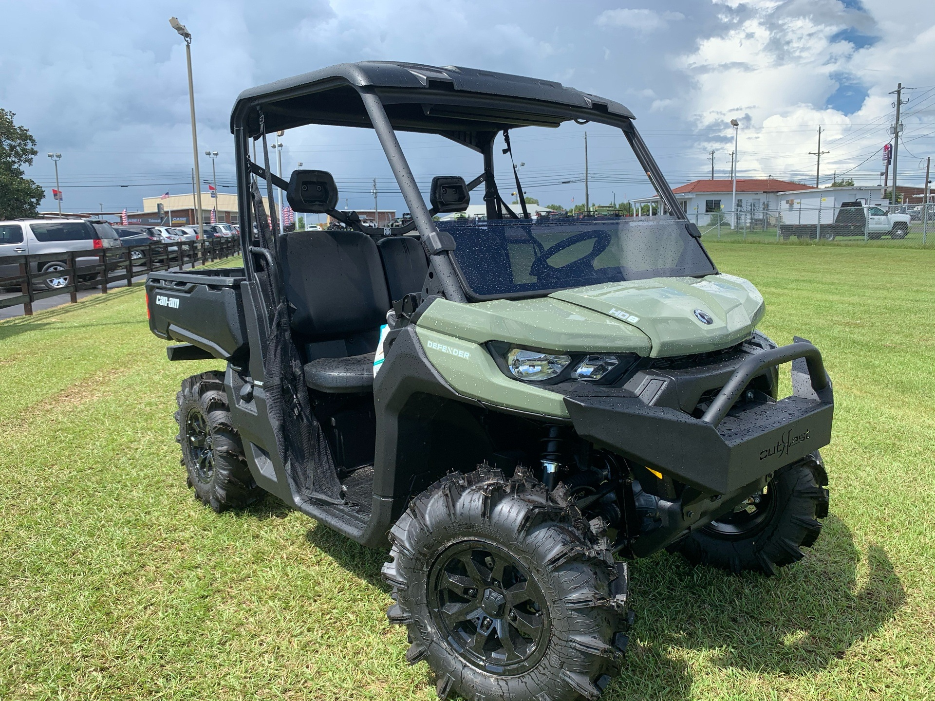 2020 Can-Am Defender HD8 in Tifton, Georgia - Photo 1