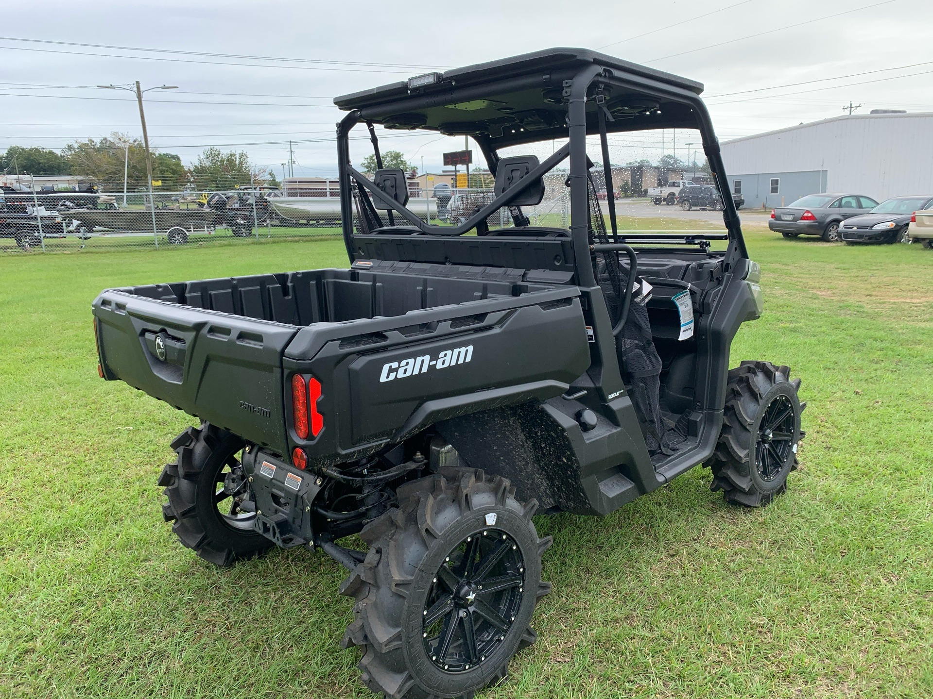 2020 Can-Am Defender DPS HD10 in Tifton, Georgia - Photo 4