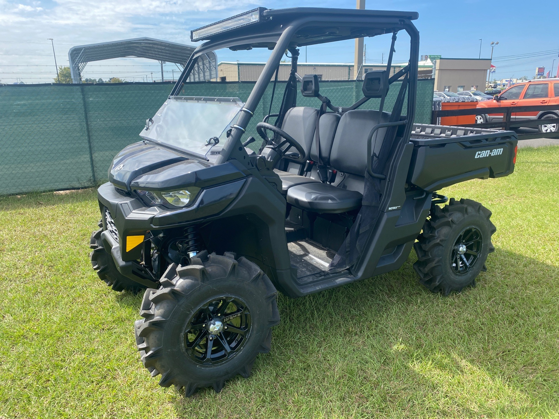 2020 Can-Am Defender DPS HD10 in Tifton, Georgia - Photo 1