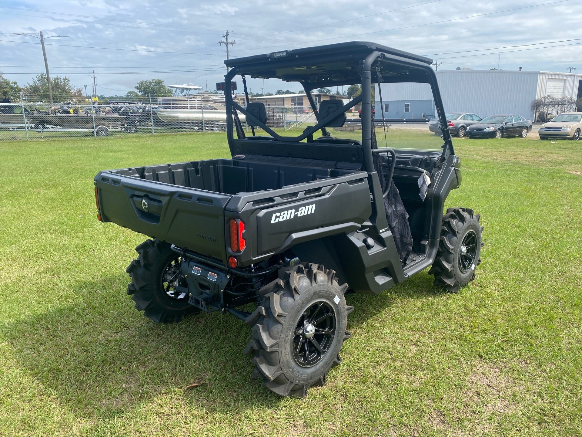2020 Can-Am Defender DPS HD10 in Tifton, Georgia - Photo 5