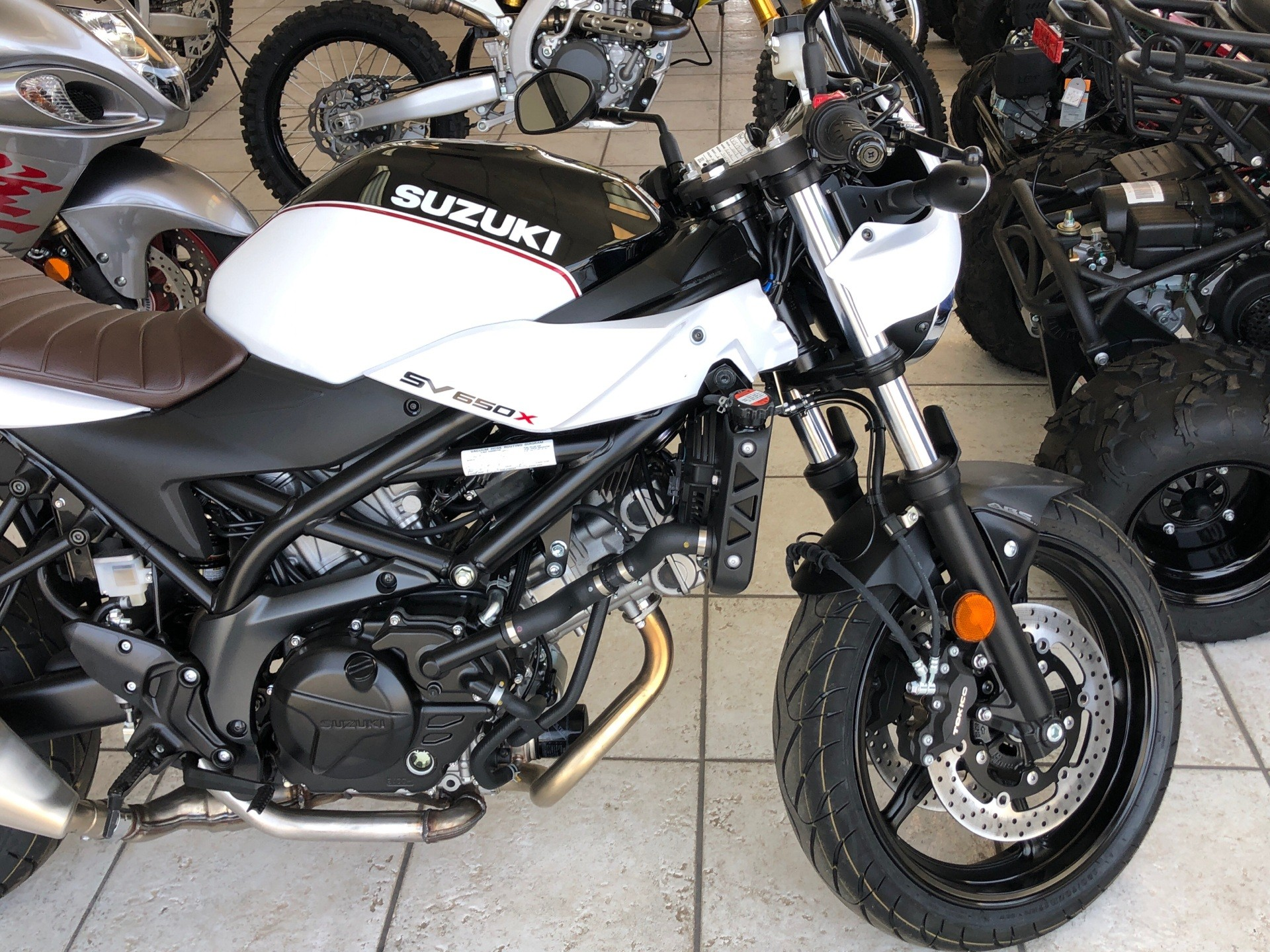 2019 Suzuki SV650 ABS in Tifton, Georgia - Photo 2
