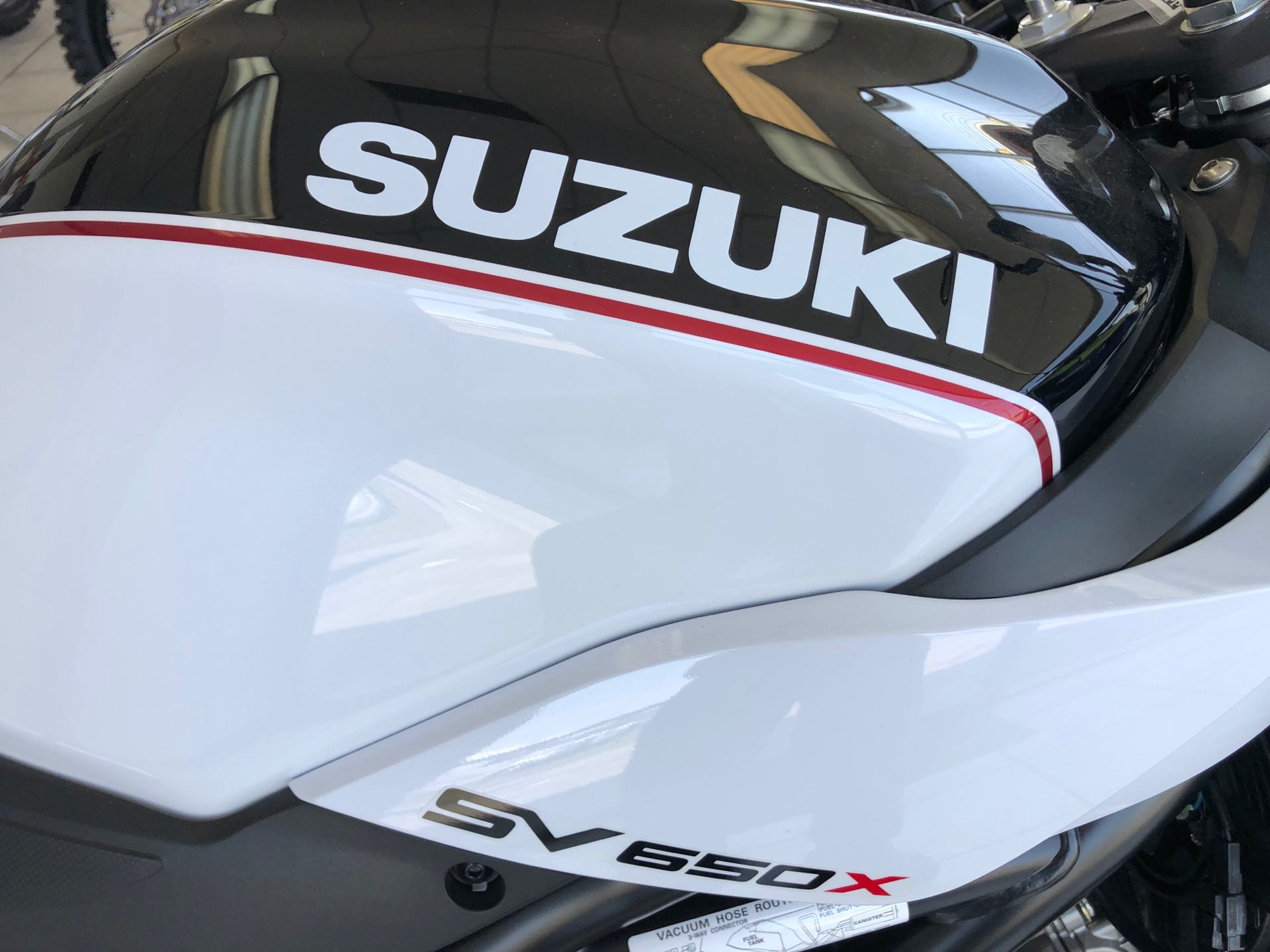 2019 Suzuki SV650 ABS in Tifton, Georgia - Photo 3