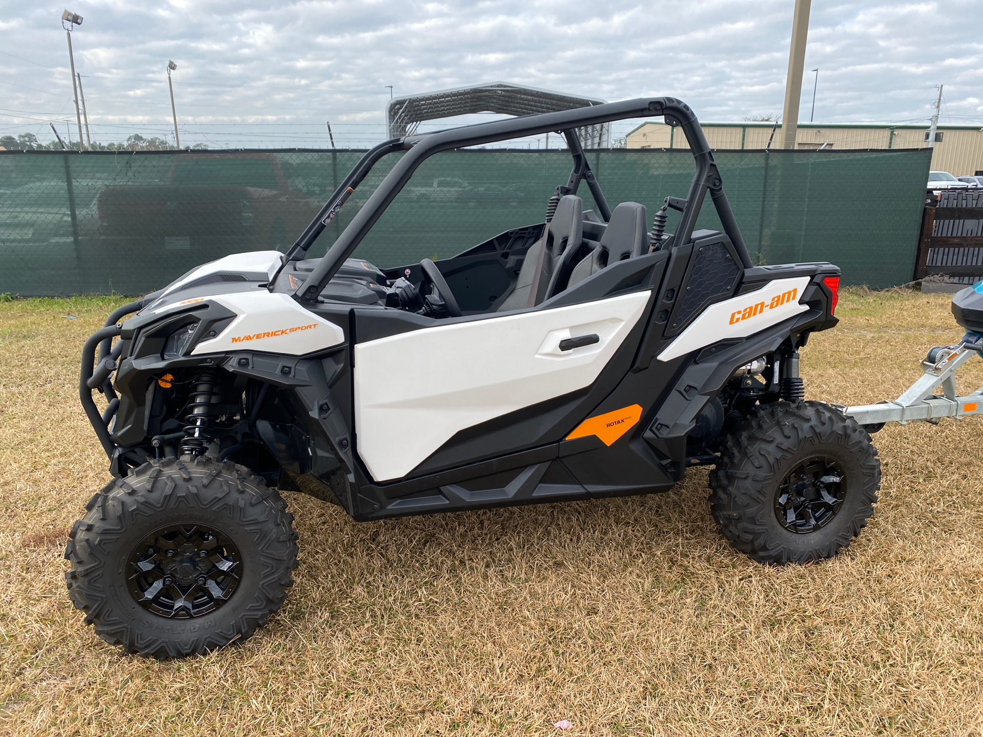 2020 Can-Am Maverick Sport 1000 in Tifton, Georgia - Photo 1