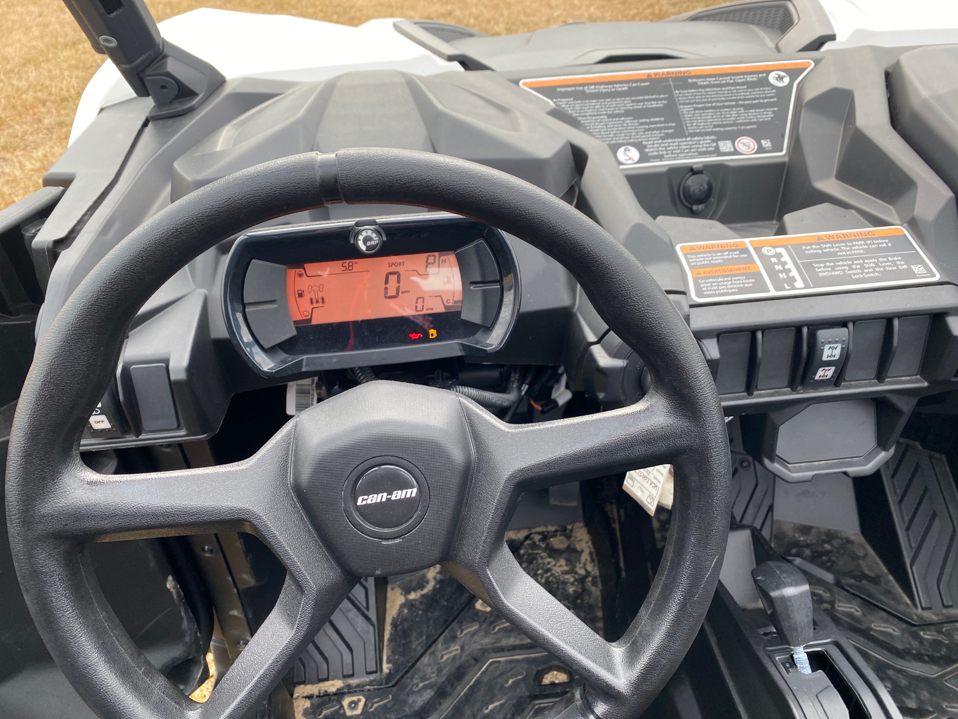 2020 Can-Am Maverick Sport 1000 in Tifton, Georgia - Photo 6