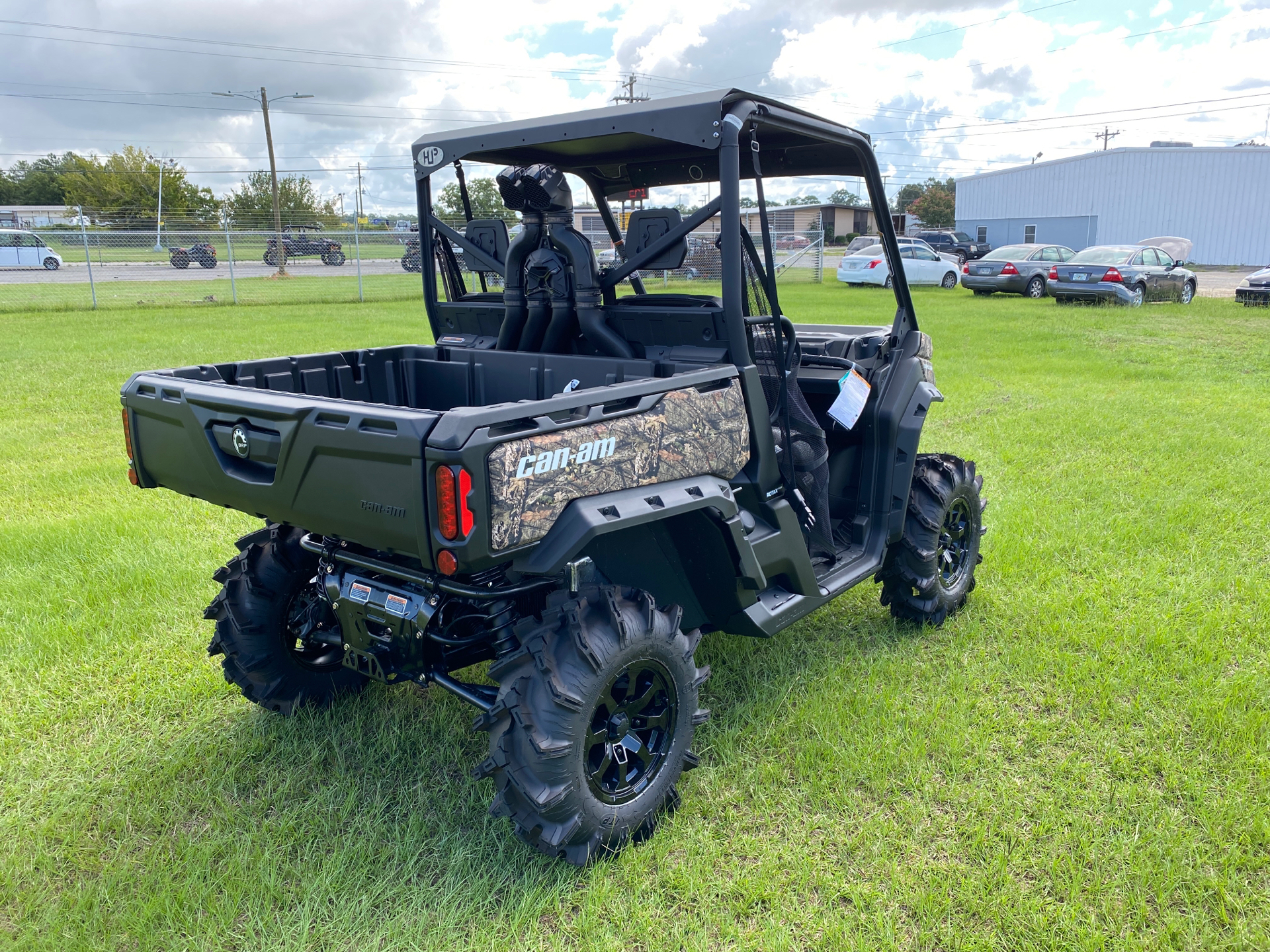 2020 Can-Am Defender X MR HD10 in Tifton, Georgia - Photo 5