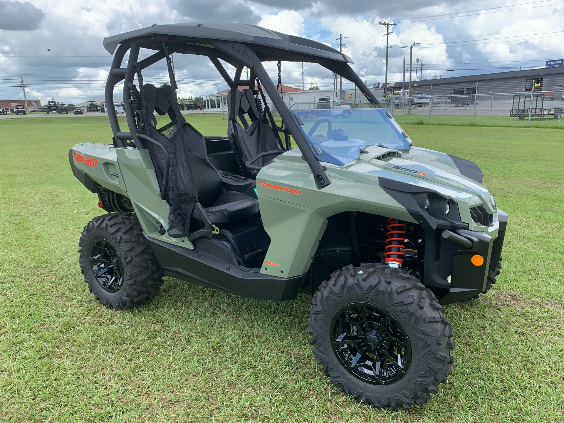 2020 Can-Am Commander DPS 800R in Tifton, Georgia - Photo 3