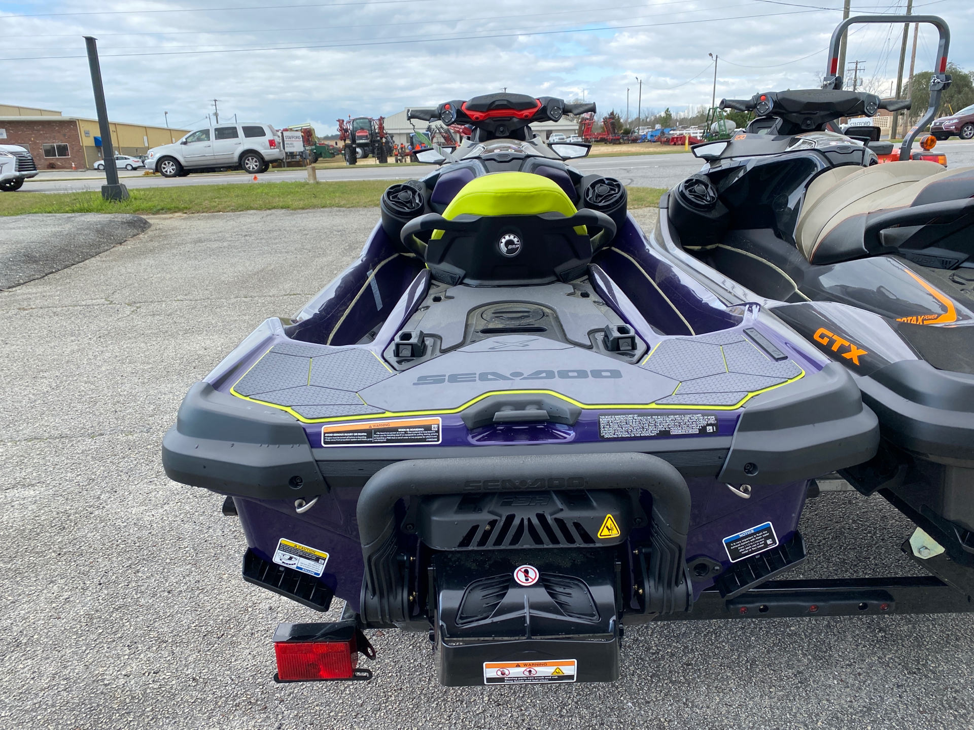 2021 Sea-Doo RXT-X 300 iBR in Tifton, Georgia - Photo 4