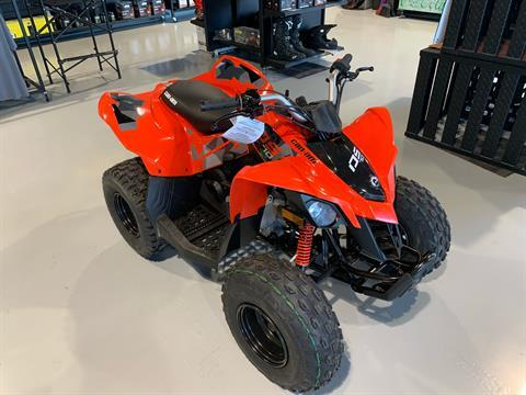 2021 Can-Am DS 70 in Valdosta, Georgia - Photo 1