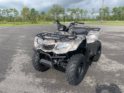 2019 Suzuki KingQuad 400FSi Camo in Valdosta, Georgia - Photo 1