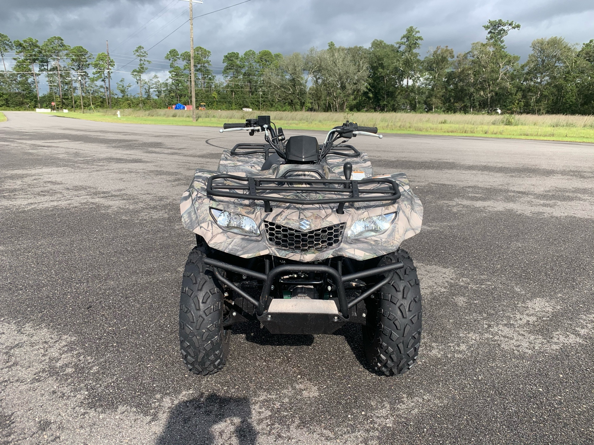 2019 Suzuki KingQuad 400FSi Camo in Valdosta, Georgia - Photo 2