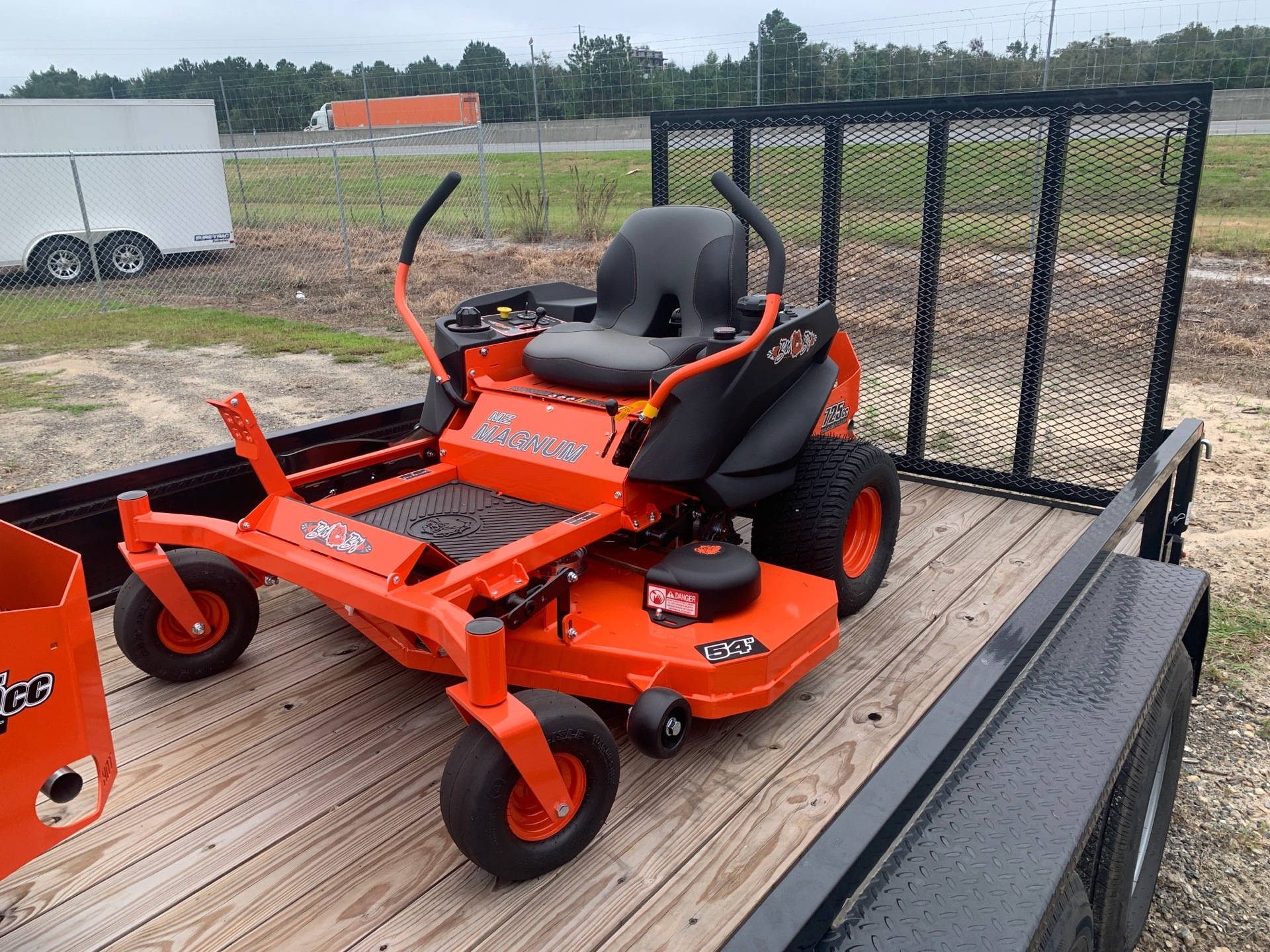 2020 Bad Boy Mowers MZ Magnum 54 in. Kohler 7000 725 cc in Valdosta, Georgia - Photo 1