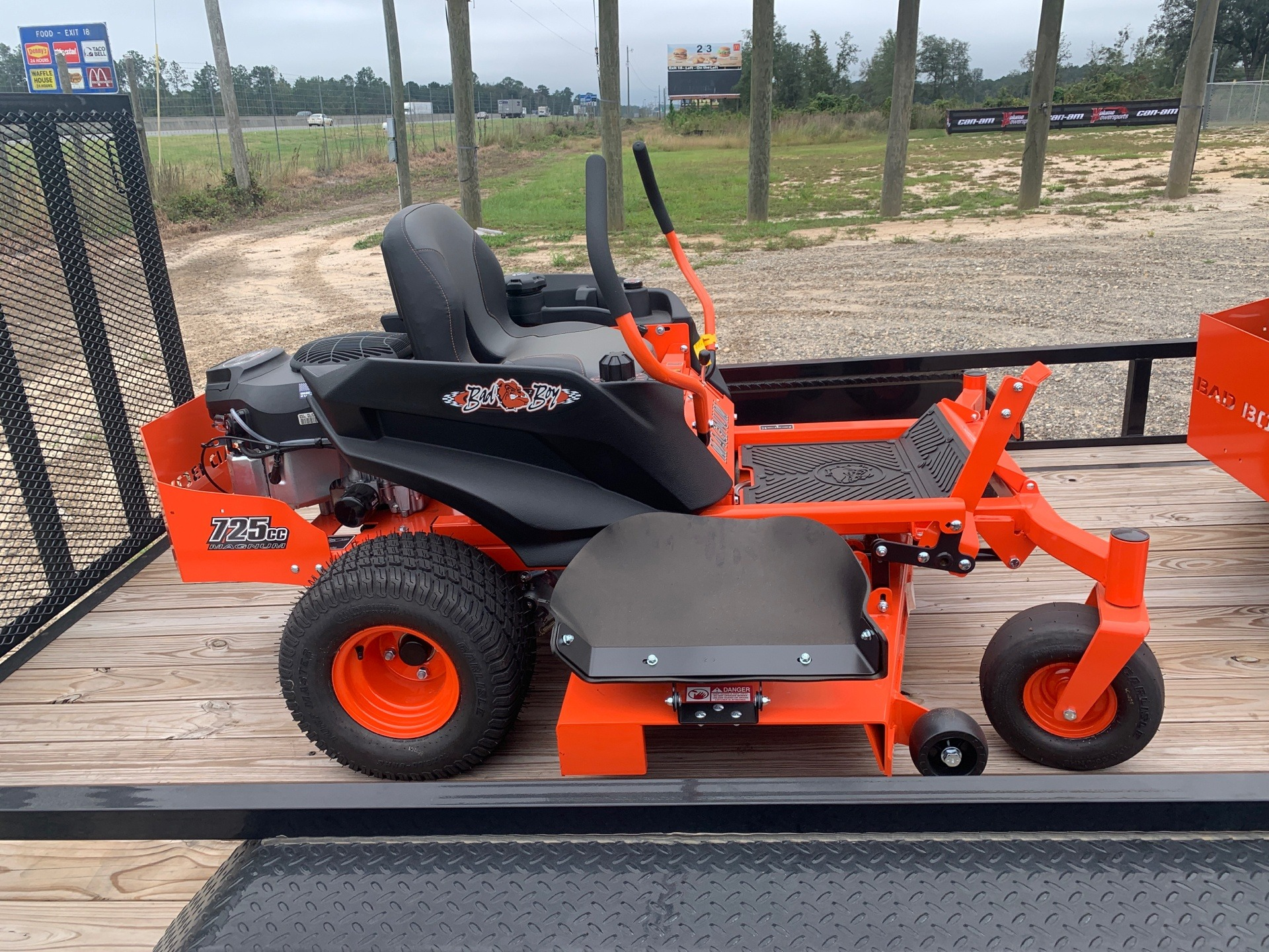 2020 Bad Boy Mowers MZ Magnum 54 in. Kohler 7000 725 cc in Valdosta, Georgia - Photo 5