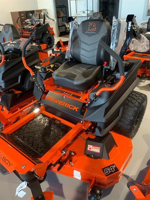 2021 Bad Boy Mowers Maverick 54 in. Kohler Confidant 747 cc in Valdosta, Georgia - Photo 2