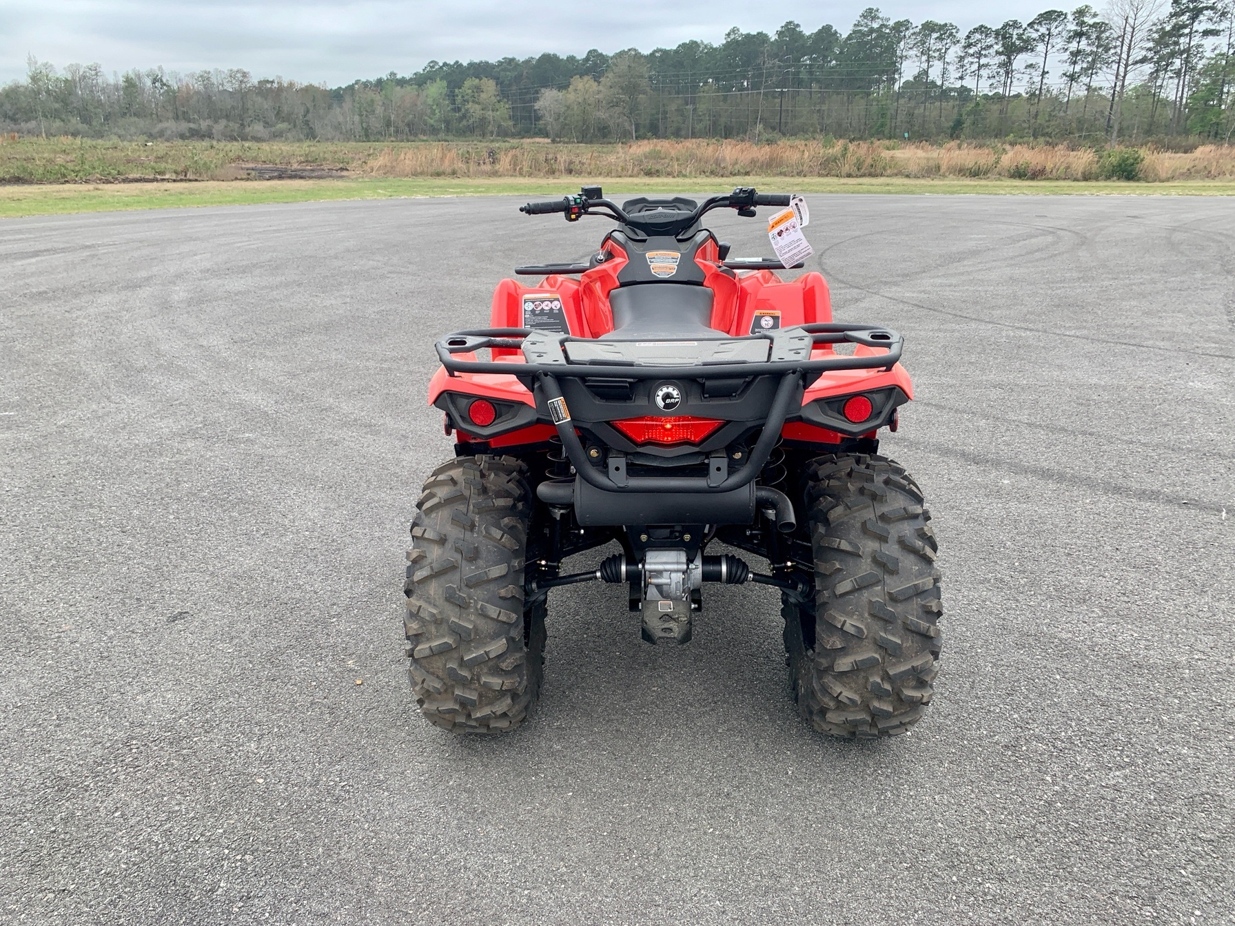2020 Can-Am Outlander 570 in Valdosta, Georgia - Photo 6