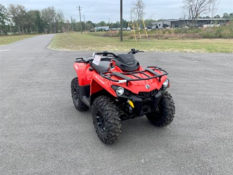 2020 Can-Am Outlander 570 in Valdosta, Georgia - Photo 8