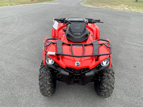 2020 Can-Am Outlander 570 in Valdosta, Georgia - Photo 9