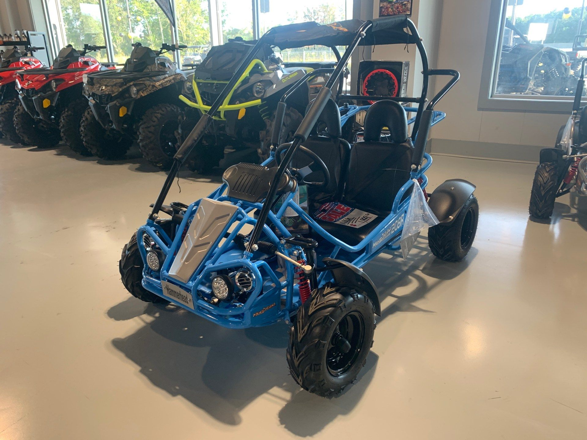 2020 Hammerhead Off-Road MudHead 208R in Valdosta, Georgia - Photo 2